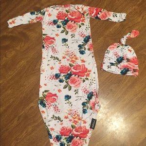 116f41d0b Milk Snob Matching Sets | Knotted Hat Gown Set | Poshmark
